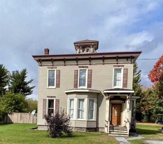 48 Johnstown St, Gouverneur, NY 13642 (MLS #44610) :: TLC Real Estate LLC