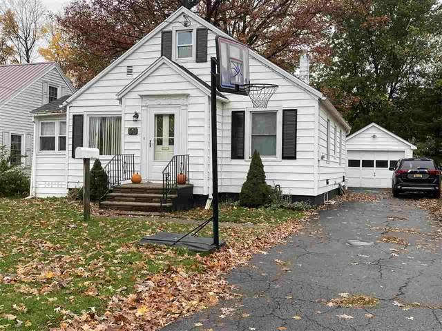 50 Brighton St, Massena, NY 13662 (MLS #44659) :: TLC Real Estate LLC