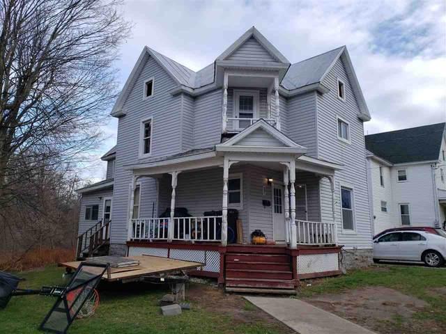 27 Gleason Street, Gouverneur, NY 13642 (MLS #44731) :: TLC Real Estate LLC