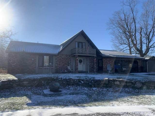 254 Shinnock Road, North Lawrence, NY 12967 (MLS #44802) :: TLC Real Estate LLC
