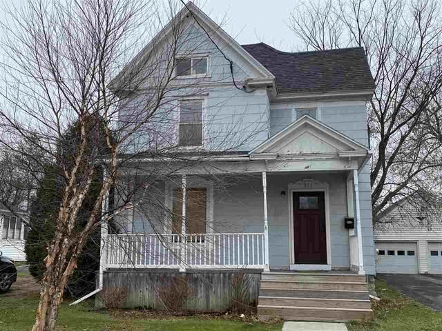 271 E Main Street, Gouverneur, NY 13642 (MLS #44809) :: TLC Real Estate LLC
