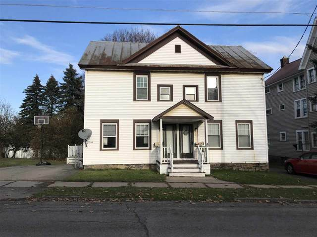 722 Franklin, Ogdensburg, NY 13669 (MLS #44812) :: TLC Real Estate LLC