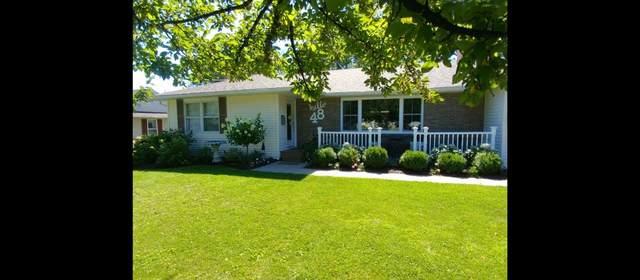 48 Sherwood Drive, Massena, NY 13662 (MLS #44853) :: TLC Real Estate LLC