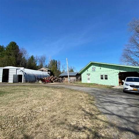 552 County Route 39, Massena, NY 13662 (MLS #45123) :: TLC Real Estate LLC