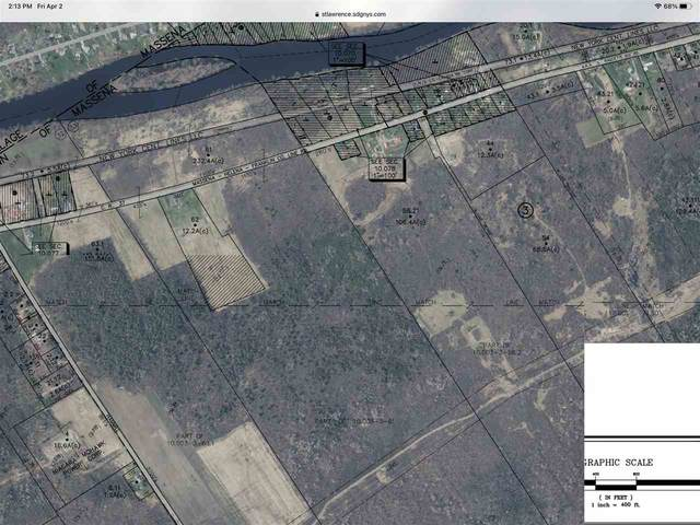 Cr37, Massena, NY 13662 (MLS #45130) :: TLC Real Estate LLC