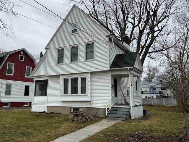 67 Bishop, Massena, NY 13662 (MLS #45149) :: TLC Real Estate LLC