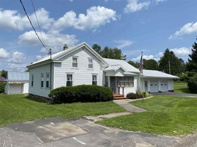 107 Germaine Street, Hermon, NY 13652 (MLS #45732) :: TLC Real Estate LLC