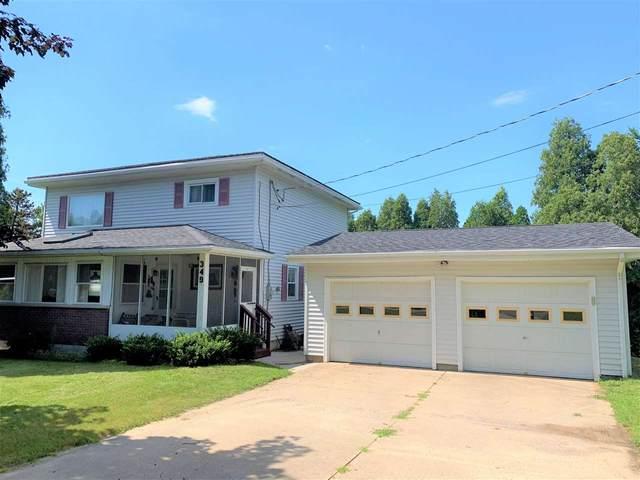 349 Kingsley Road, Massena, NY 13662 (MLS #45782) :: TLC Real Estate LLC