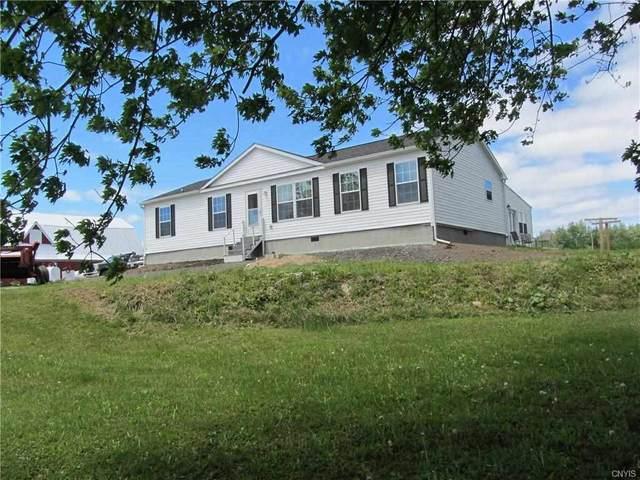 32649 Co. Rt. 194, Theresa, NY 13691 (MLS #45785) :: TLC Real Estate LLC