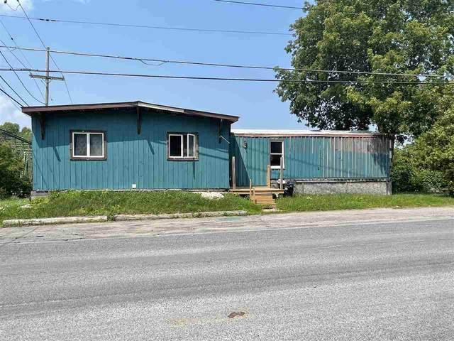 50 Main Street, Brasher Falls, NY 13613 (MLS #45800) :: TLC Real Estate LLC
