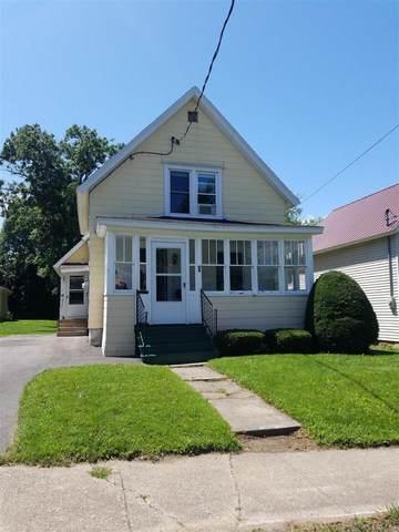 32 Parker Avenue, Massena, NY 13662 (MLS #45801) :: TLC Real Estate LLC