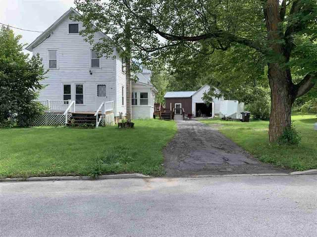 34 Sissonville Rd., Potsdam, NY 13676 (MLS #45809) :: TLC Real Estate LLC