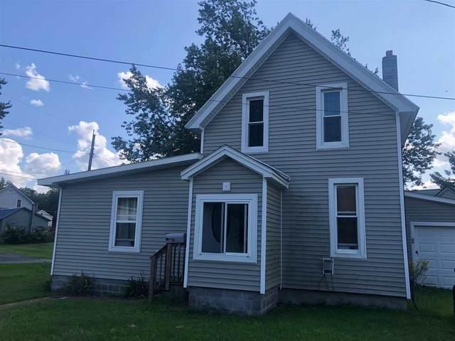 27 Dexter Street, Gouverneur, NY 13642 (MLS #45869) :: TLC Real Estate LLC