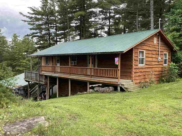 62 Woodrow Rd/Prvt, Hermon, NY 13652 (MLS #45945) :: TLC Real Estate LLC