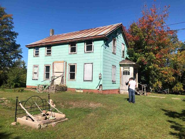 57 Church Street, Brasher Falls, NY 13613 (MLS #46059) :: TLC Real Estate LLC