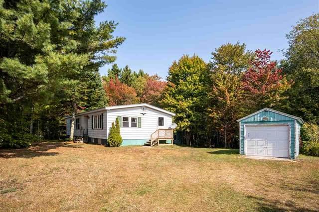 121 Youngs Road, Star Lake, NY 13690 (MLS #44541) :: TLC Real Estate LLC