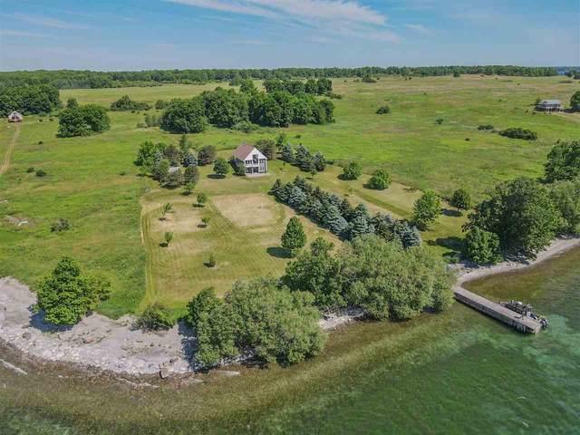 3972 Carelton Island Rd 1, Cape Vincent, NY 13618 (MLS #45563) :: TLC Real Estate LLC