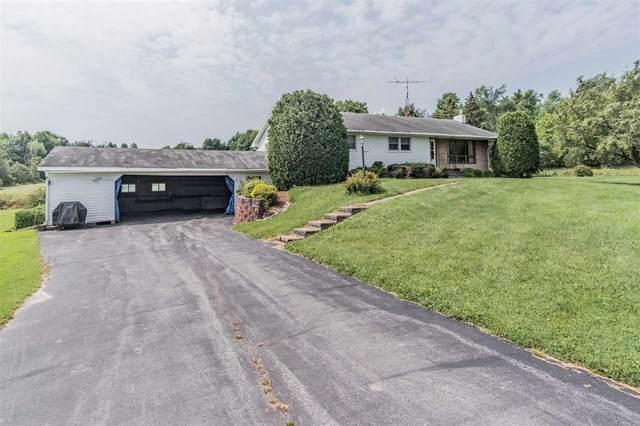 443 Spragueville Road, Gouverneur, NY 13642 (MLS #45900) :: TLC Real Estate LLC