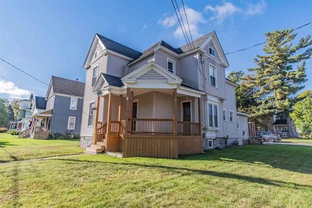 159 Park Street, Gouverneur, NY 13642 (MLS #46091) :: TLC Real Estate LLC
