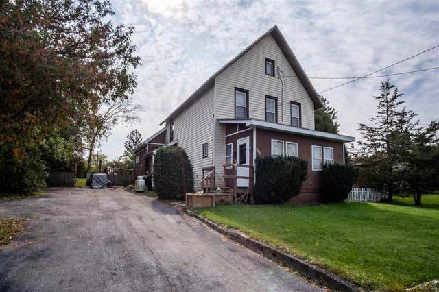 161 Johnstown Street, Gouverneur, NY 13642 (MLS #44609) :: TLC Real Estate LLC