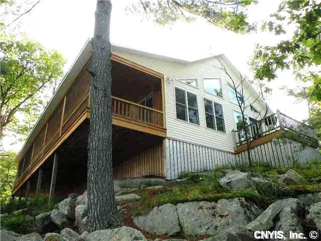 47835 Number 9 Island, Alexandria Bay, NY 13607 (MLS #40102) :: TLC Real Estate LLC