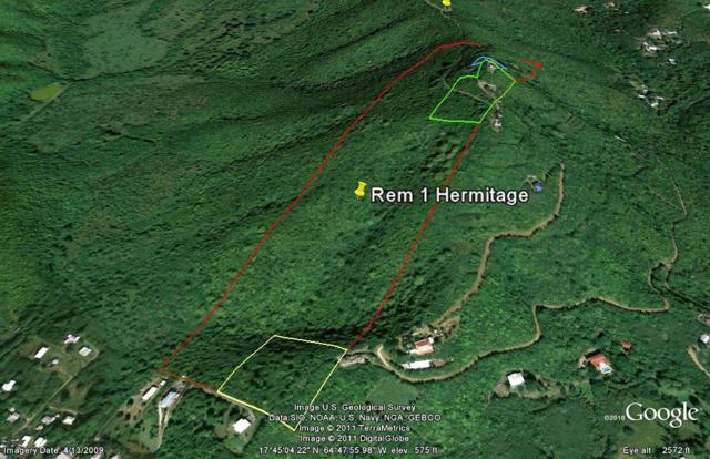 Rem 1 Hermitage Ki, St. Croix, VI 00820 (MLS #18-1510) :: Hanley Team | Farchette & Hanley Real Estate