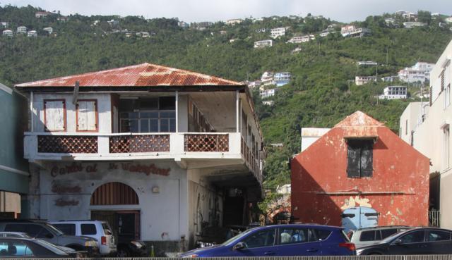 9 &10 Curacao Gade Kps, St. Thomas, VI 00802 (MLS #18-1730) :: Hanley Team | Farchette & Hanley Real Estate