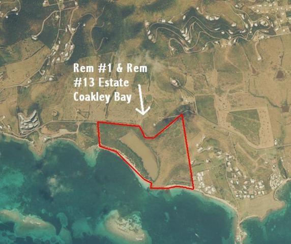 1 & 13 Coakley Bay Eb, St. Croix, VI 00820 (MLS #18-1739) :: Hanley Team | Farchette & Hanley Real Estate