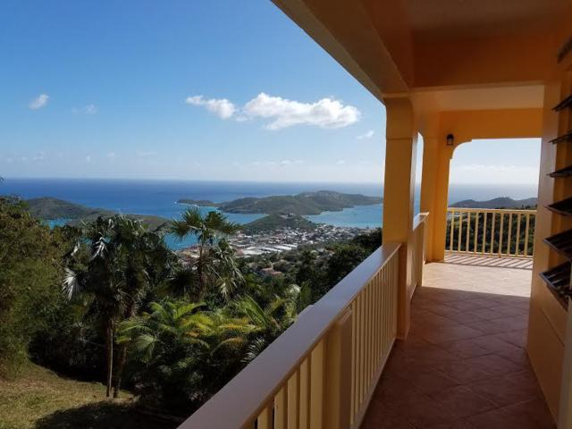7-1 Agnes Fancy Gns, St. Thomas, VI 00802 (MLS #18-1786) :: Coldwell Banker Stout Realty