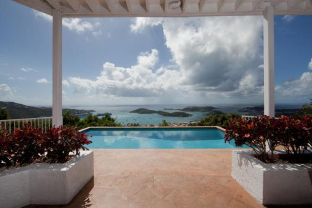 23-30 Mafolie Gns, St. Thomas, VI 00802 (MLS #18-1810) :: Coldwell Banker Stout Realty