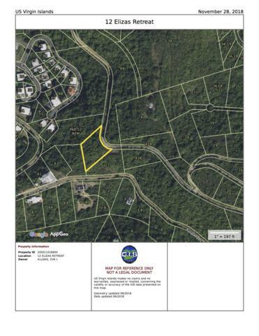 12 Eliza's Retreat Ea, St. Croix, VI 00820 (MLS #18-1842) :: Hanley Team   Farchette & Hanley Real Estate