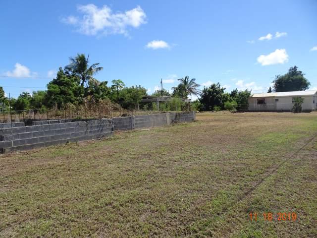 1-E & 1-C Hannah's Rest We, St. Croix, VI 00840 (MLS #19-1828) :: Coldwell Banker Stout Realty