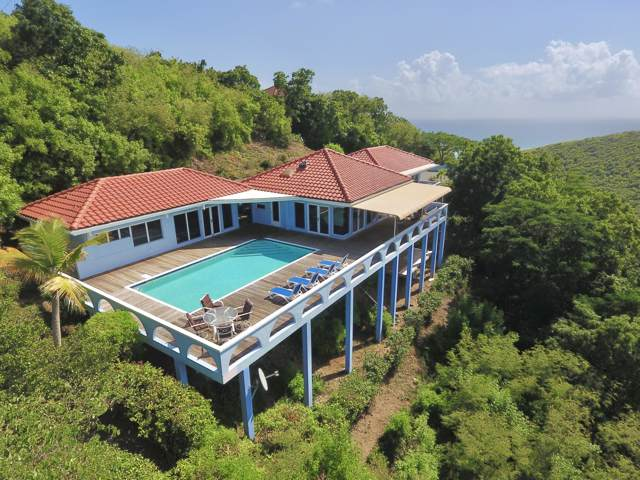5F Teagues Bay Eb, St. Croix, VI 00820 (MLS #19-2034) :: Hanley Team | Farchette & Hanley Real Estate