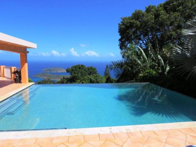 7 Caret Bay Lns, St. Thomas, VI 00802 (MLS #19-230) :: Hanley Team | Farchette & Hanley Real Estate