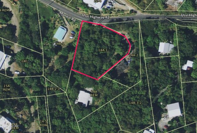 14A-1 Mandahl Gns, St. Thomas, VI 00802 (MLS #19-400) :: Hanley Team | Farchette & Hanley Real Estate