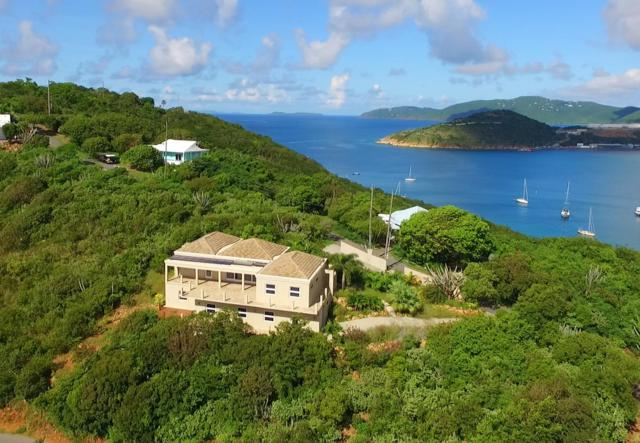 93 Water Island Ss, St. Thomas, VI 00802 (MLS #19-51) :: Hanley Team | Farchette & Hanley Real Estate