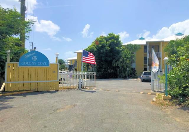 106 C Golden Rock Co, St. Croix, VI 00820 (MLS #20-1786) :: Coldwell Banker Stout Realty