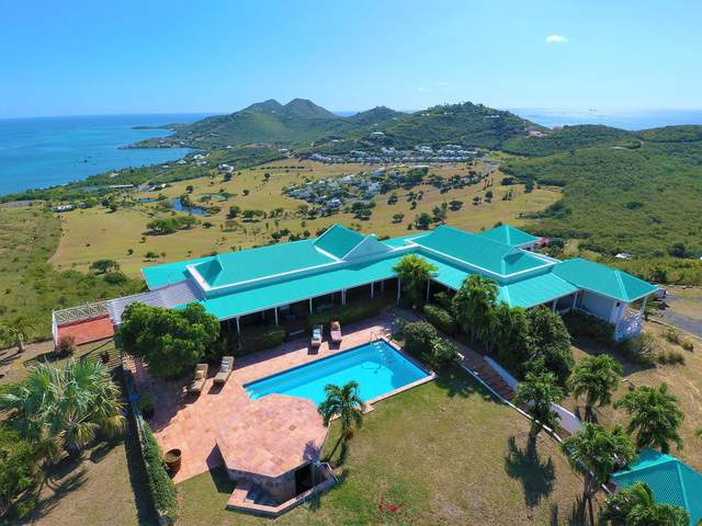 128 Catherine's Hope Eb, St. Croix, VI 00820 (MLS #20-379) :: The Boulger Team @ Calabash Real Estate