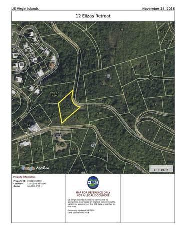 12 Eliza's Retreat Ea, St. Croix, VI 00820 (MLS #20-630) :: Hanley Team | Farchette & Hanley Real Estate