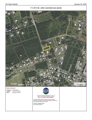 7-I of 5 St. John Qu, St. Croix, VI 00820 (MLS #20-84) :: Coldwell Banker Stout Realty