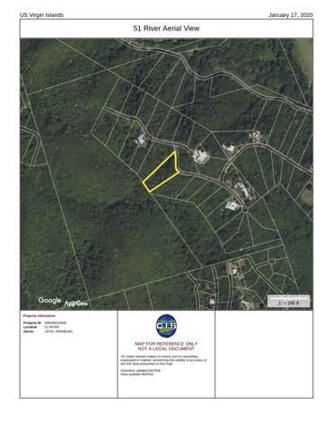 51 River Pr, St. Croix, VI 00840 (MLS #20-93) :: Coldwell Banker Stout Realty