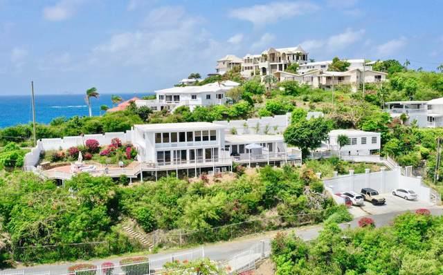 8-20 Nazareth Rh, St. Thomas, VI 00802 (MLS #21-1) :: Hanley Team | Farchette & Hanley Real Estate