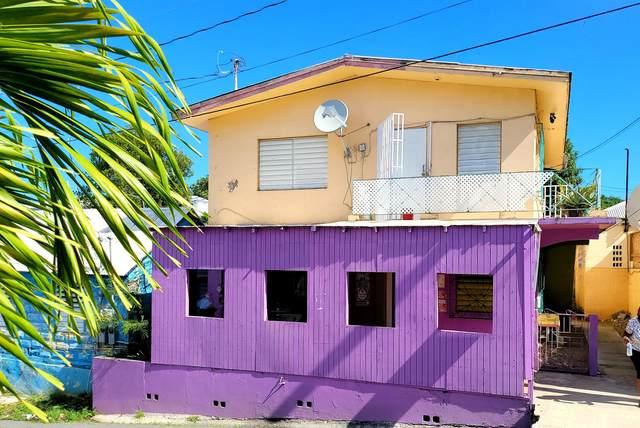 33 B Christiansted Ch, St. Croix, VI 00820 (MLS #21-120) :: The Boulger Team @ Calabash Real Estate