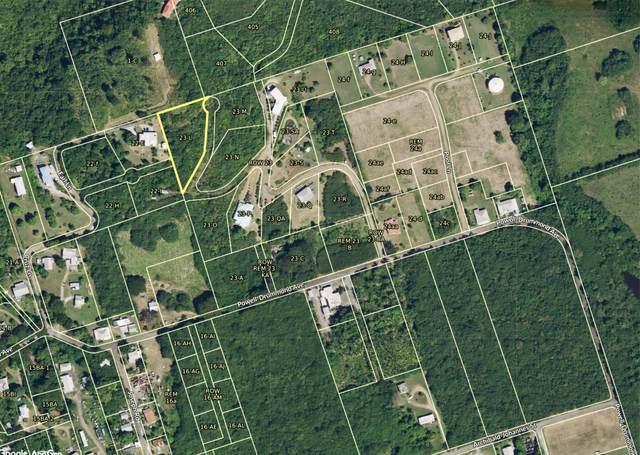 23-L Colquohoun Ki, St. Croix, VI 00840 (MLS #21-1233) :: Coldwell Banker Stout Realty