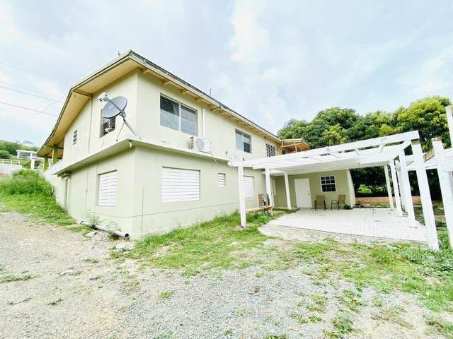 150 Catherine's Rest Co, St. Croix, VI 00820 (MLS #21-1307) :: Hanley Team | Farchette & Hanley Real Estate