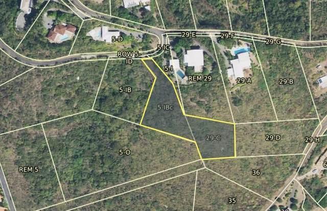 5-IBc Teagues Bay Eb, St. Croix, VI 00820 (MLS #21-170) :: Hanley Team | Farchette & Hanley Real Estate