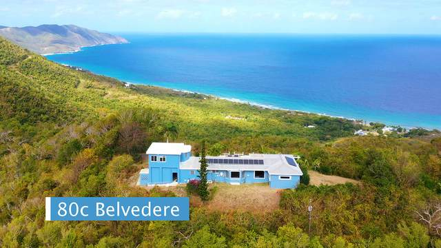80-C Belvedere Nb, St. Croix, VI 00820 (MLS #21-443) :: The Boulger Team @ Calabash Real Estate