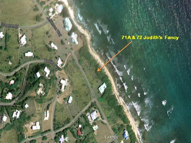 71A & 72A Judith's Fancy Qu, St. Croix, VI 00820 (MLS #21-51) :: Hanley Team | Farchette & Hanley Real Estate