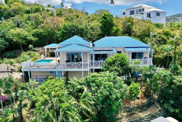 C-6-J Lovenlund Gns, St. Thomas, VI 00802 (MLS #21-516) :: Coldwell Banker Stout Realty