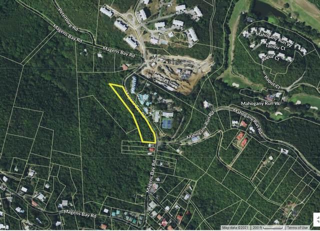 6F St. Joseph & Rosendahl Gns, St. Thomas, VI 00802 (MLS #21-524) :: Hanley Team | Farchette & Hanley Real Estate
